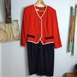 Vintage Talbots Dress Size 10